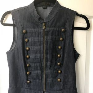 Double Breasted vest